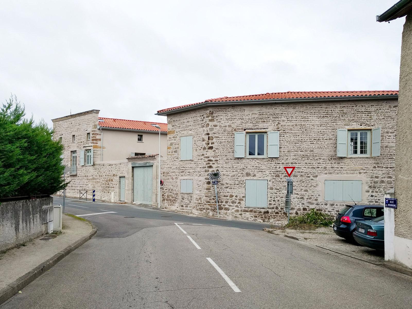Formidable Architectes - Projet Castel 1