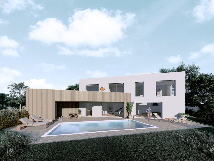 Formidable Architecte - Projet - villa Serpoly - 3